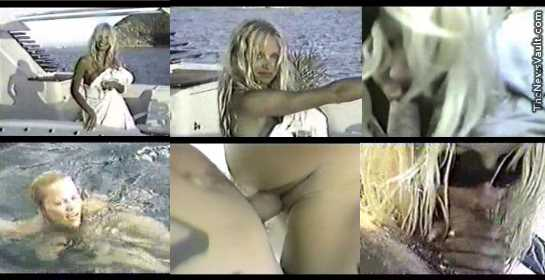 Tommy lee pamela anderson blowjob