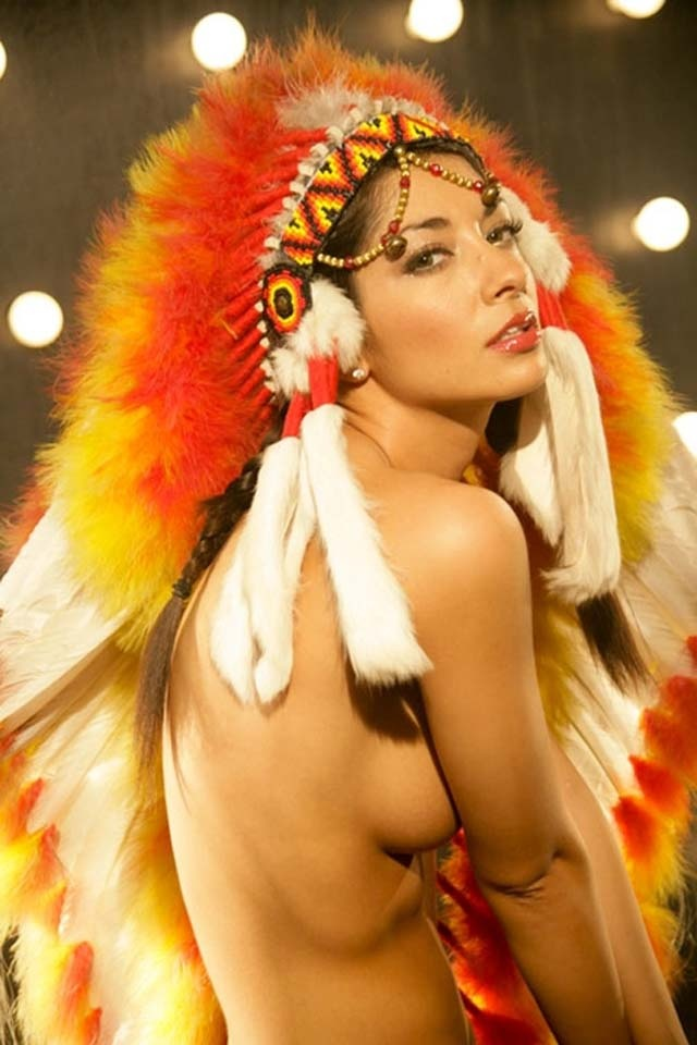 fantasy Native sex american