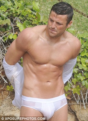 Videos gay guys in wet white pants
