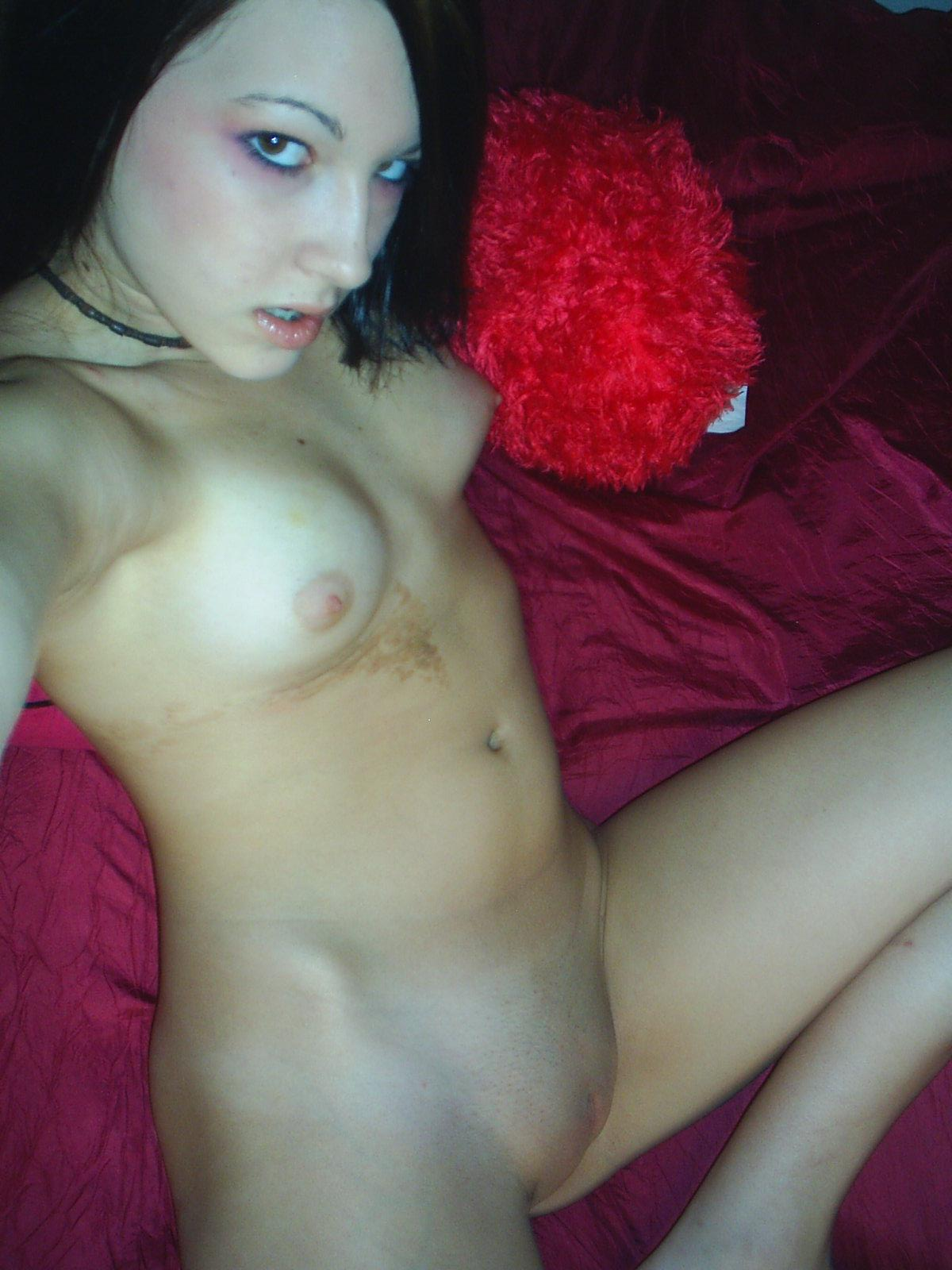 Hot emo girls nude sluts