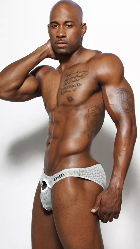 Gay black male models nude