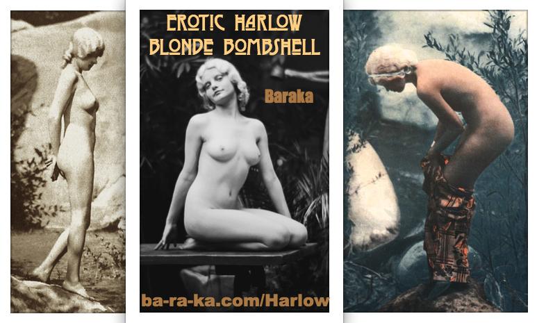 harlow nude Jean