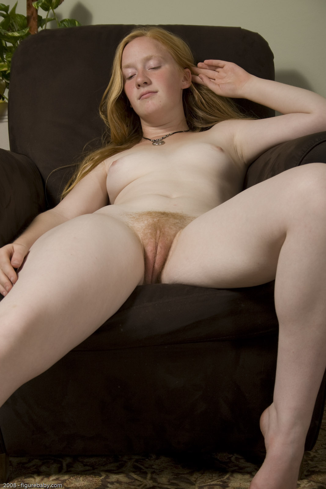 Hairy ginger pussy