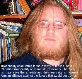 Amazing atheist micro penis