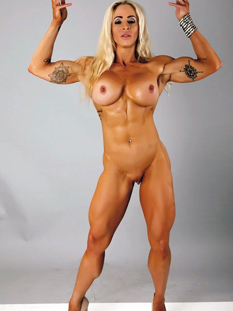 Femdom muscle chics fisting clips
