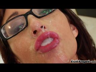 Leah luv anal porn
