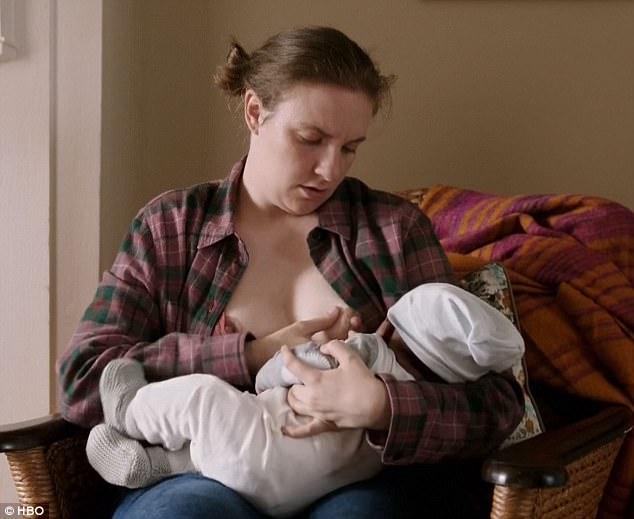 Breastfeeding erotic lactation