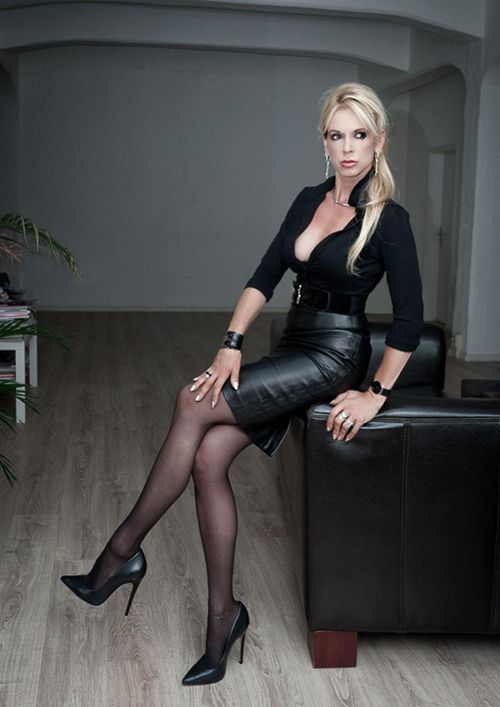 skirt pantyhose Teacher and