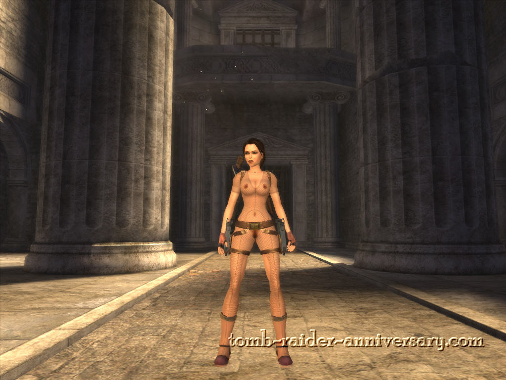Lara croft nude raider