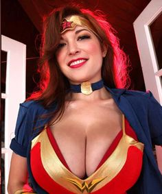fowler nude Tessa wonder woman