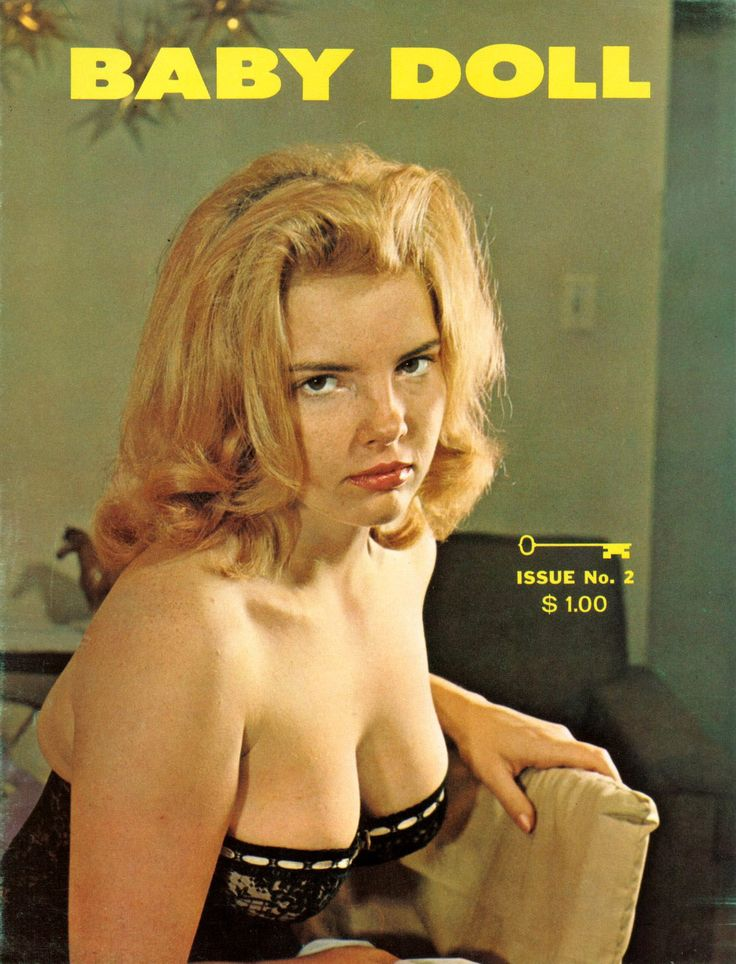 Obvious, Retro nudist magazine