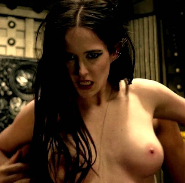 Eva green naked