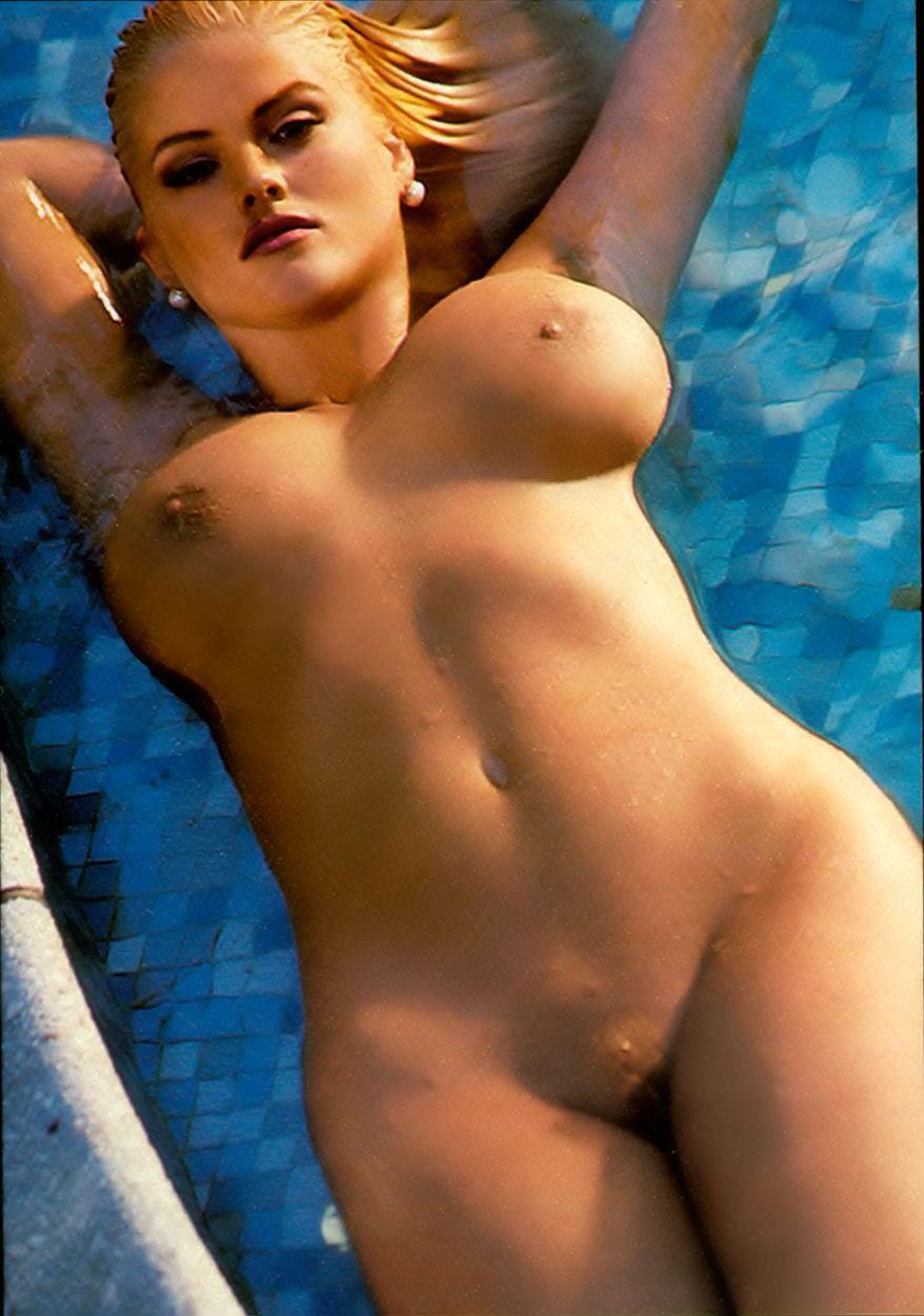 Naked anna nicole smith nude