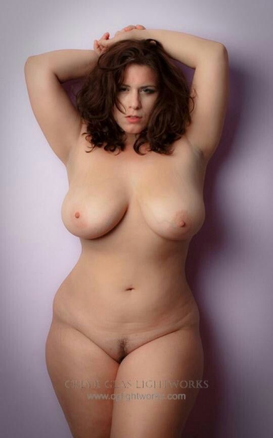 Models sexy plus nude size