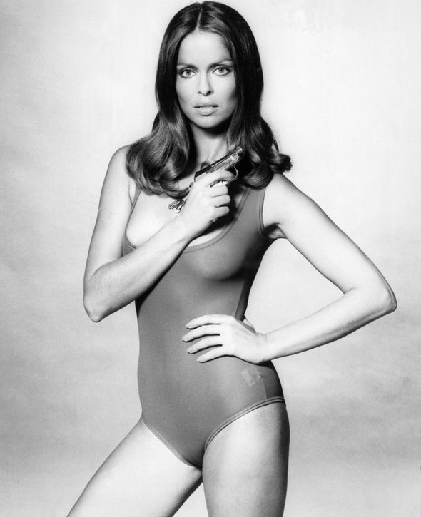 Barbara bach having sex
