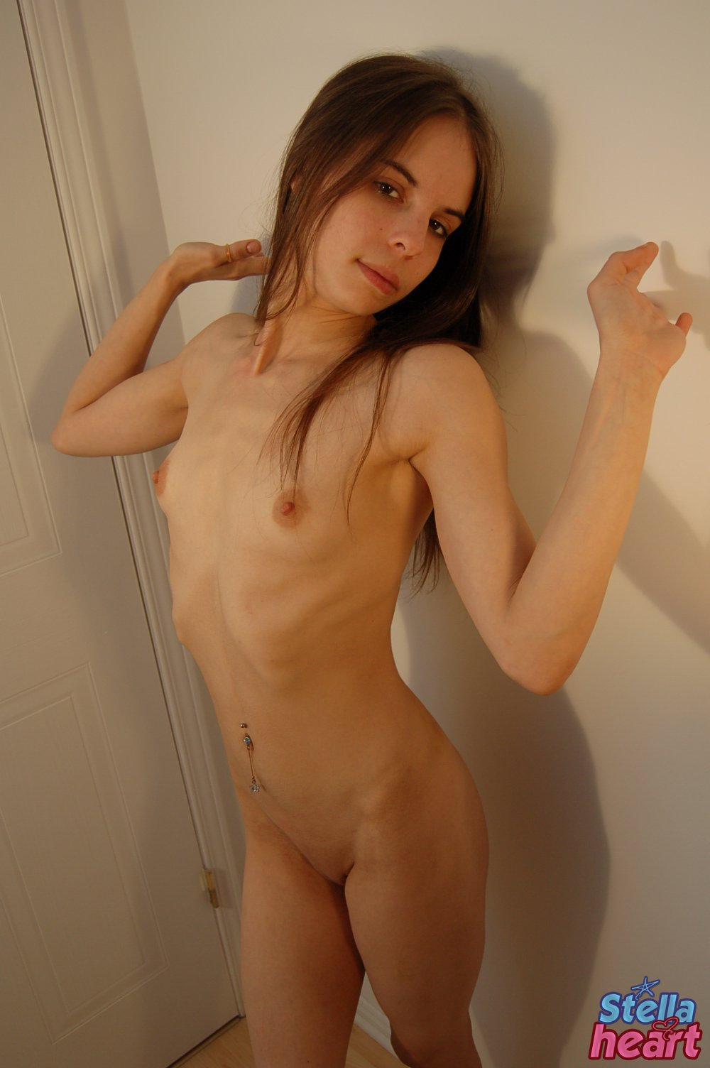 Stella heart nude model