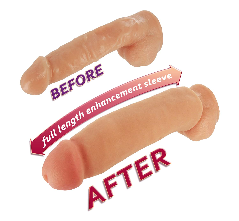 Tommy gunn penis extension