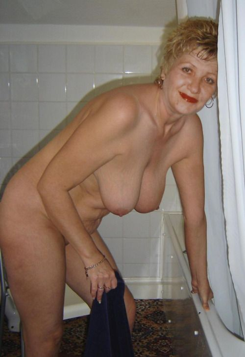 60 year old women naked