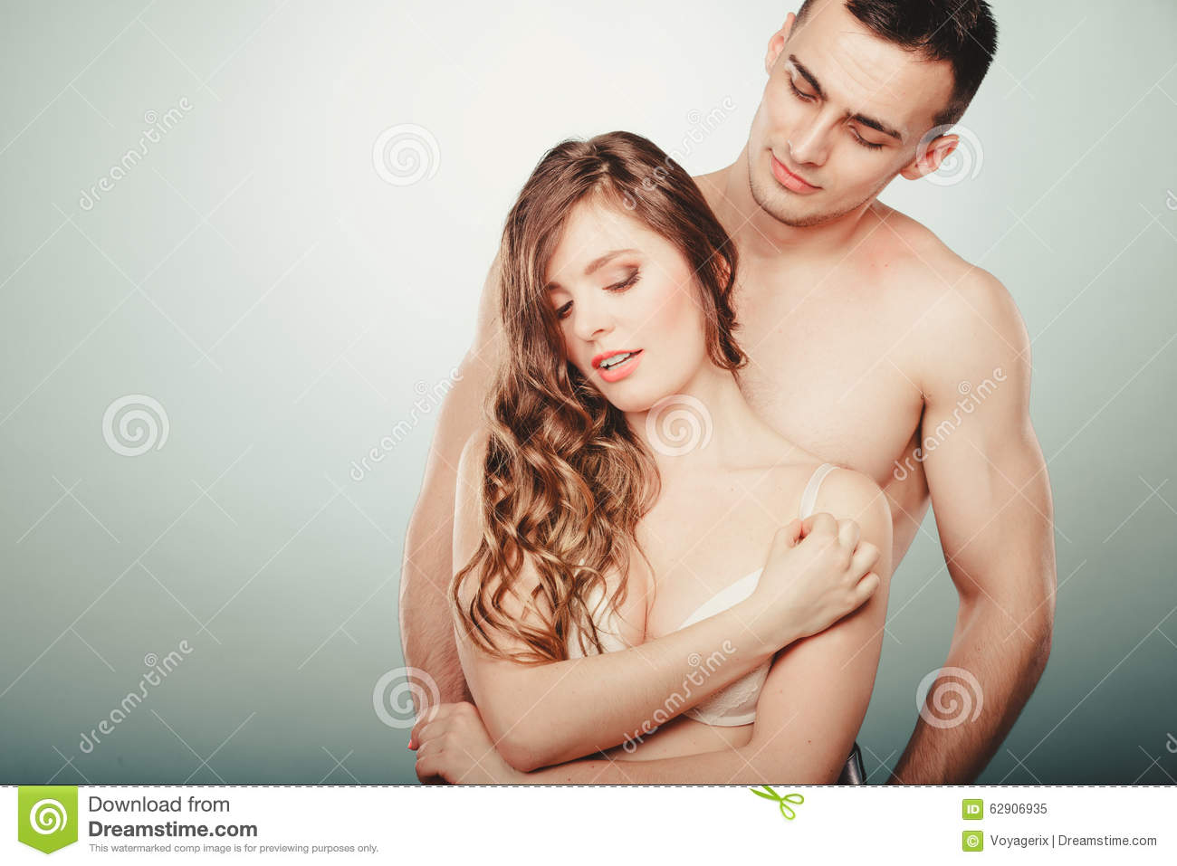 Naked lovers nude