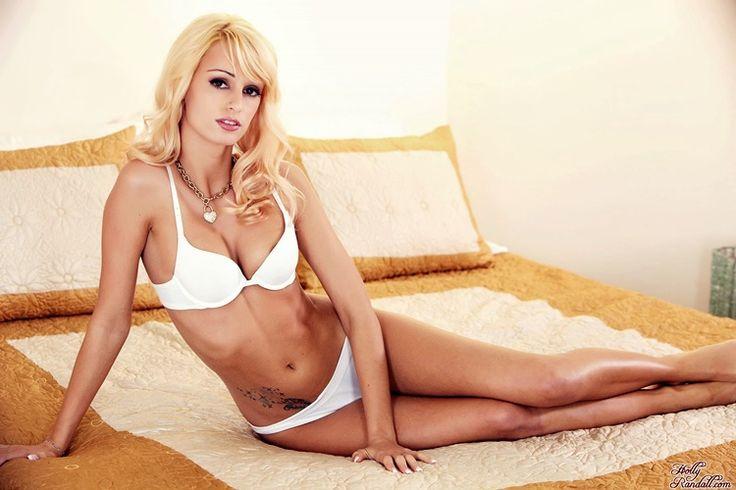 Hot lingerie blonde erica fontes