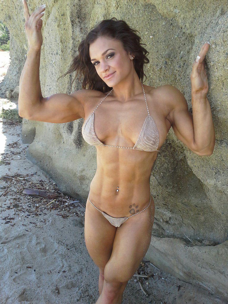 nude babe hard Girl fitness body