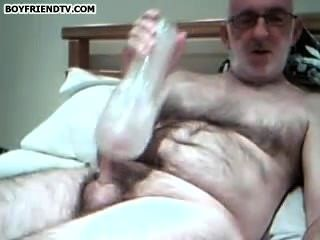 fleshlight eating Using cum