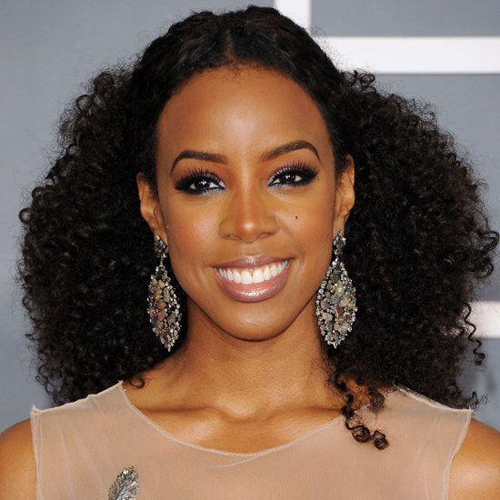 Nude black women gray hair