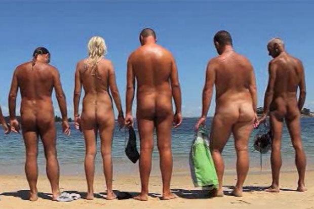 olympics naked Nude