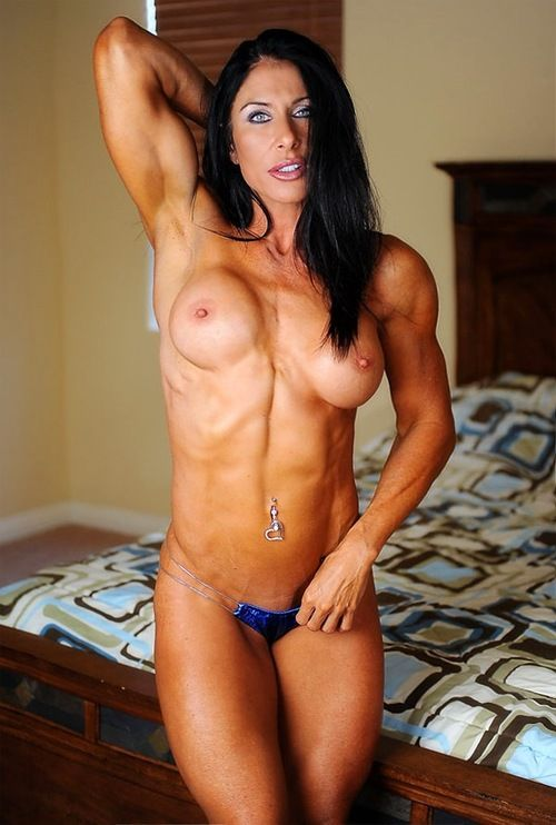 Nude female muscle tumblr