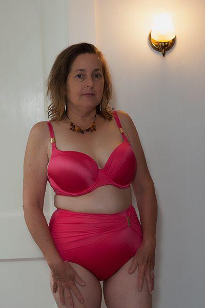 Mature full cut panties