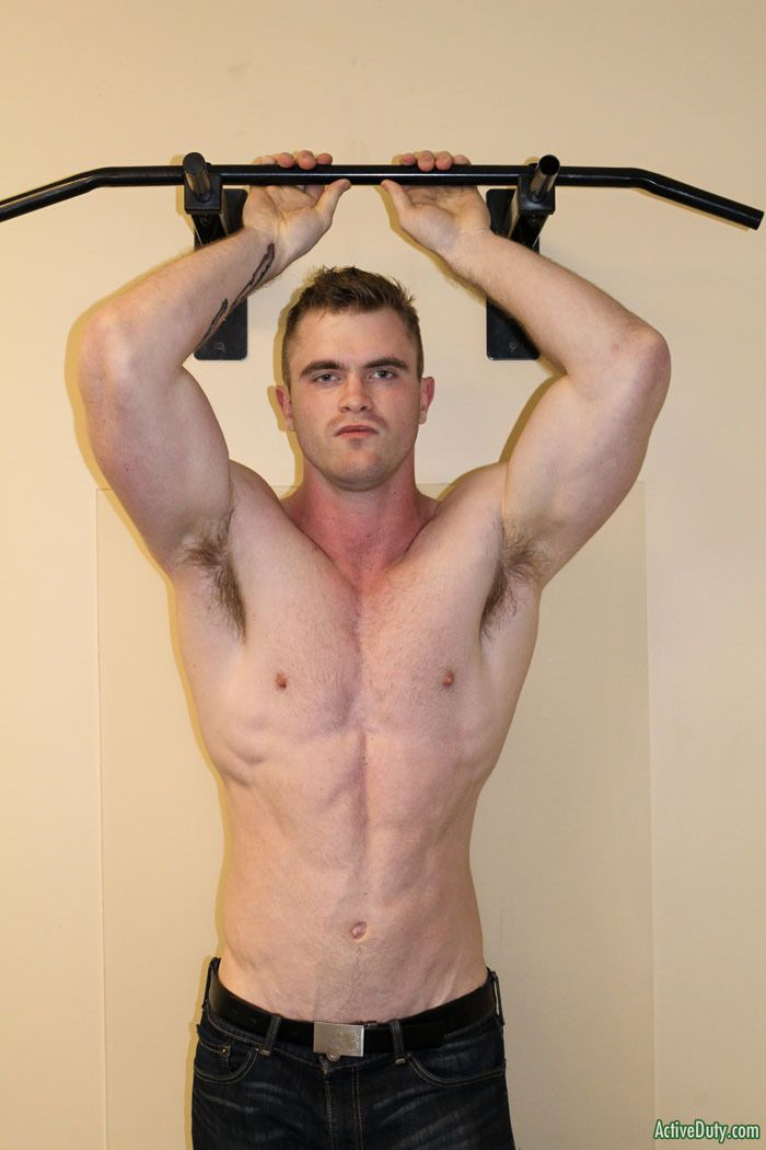 Gay marine slave