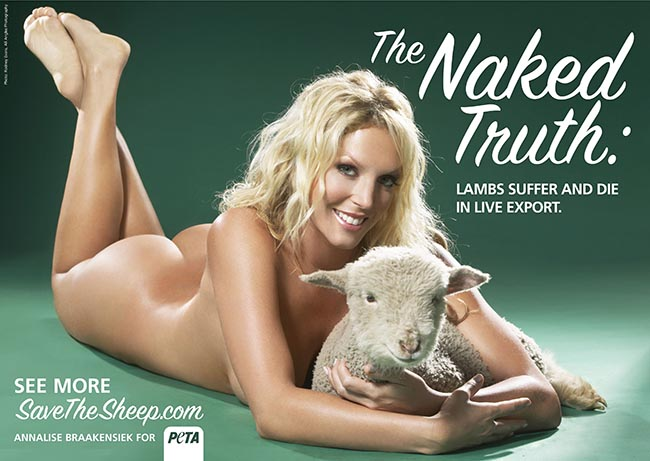 Alicia silverstone nude peta