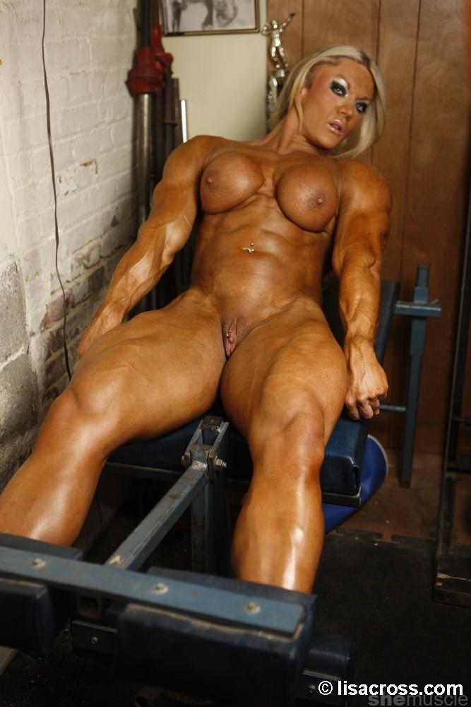 Nude female muscle tumblr
