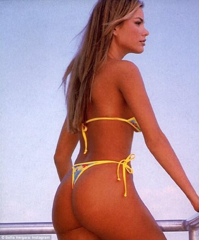 Sofia vergara bikini