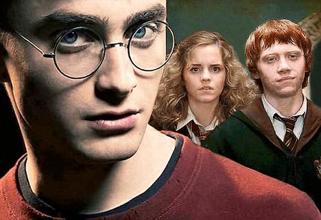 weasley nude potter ginny Harry