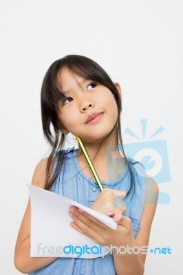 Cute young asian girls