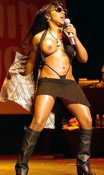 Beyonce pussy slip