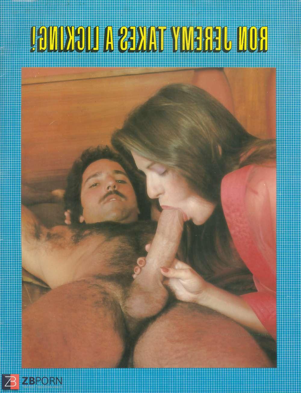 Jeremy star ron vintage porn