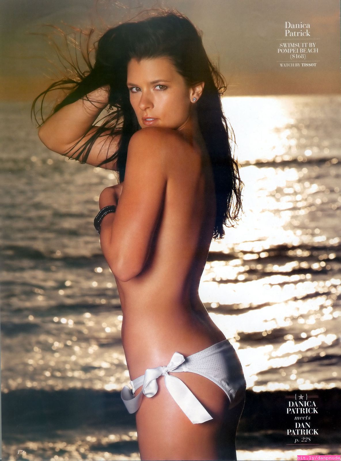 nude model Danica