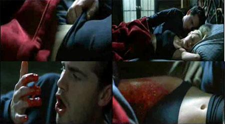 Horror movie nude scenes