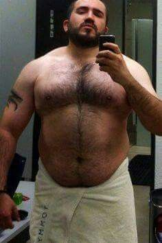 Gay chub daddy bear