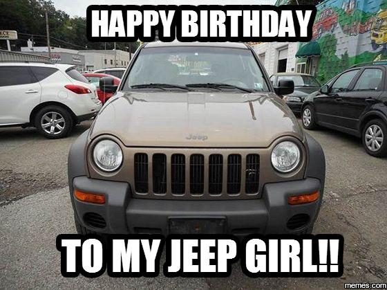 Jeep girl meme