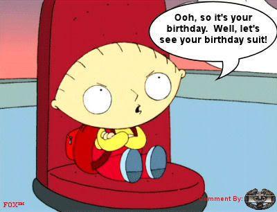 Happy birthday gay twink