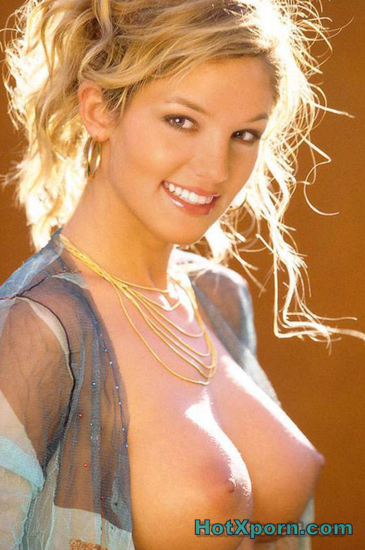 Britney spears fake nudes big boobs