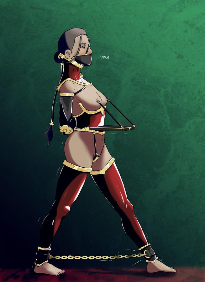 Avatar katara porn bondage
