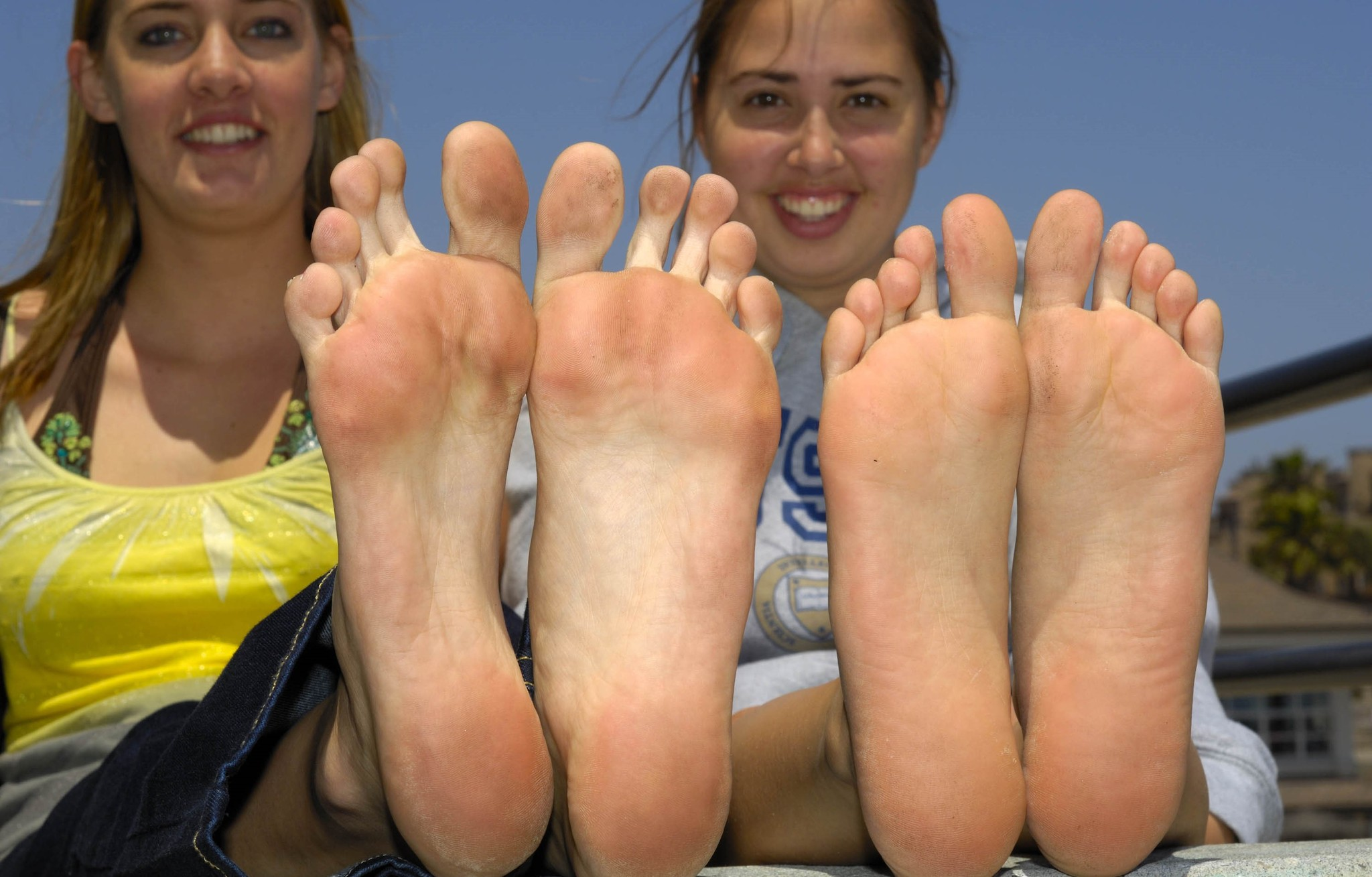soles feet Tumblr girl