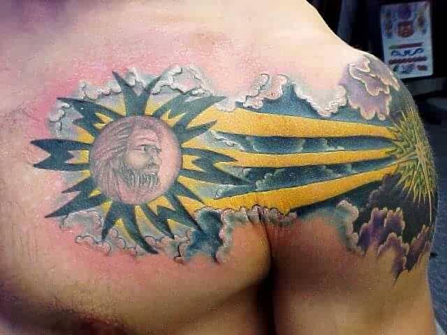 Indigo augustine tattoo gun
