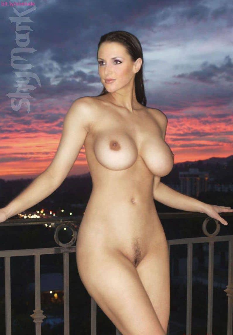 Nude wwe stephanie mcmahon naked