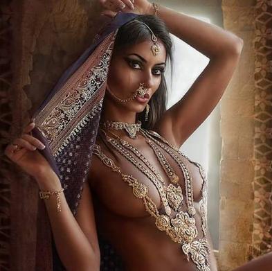 Ethnic true amateur models