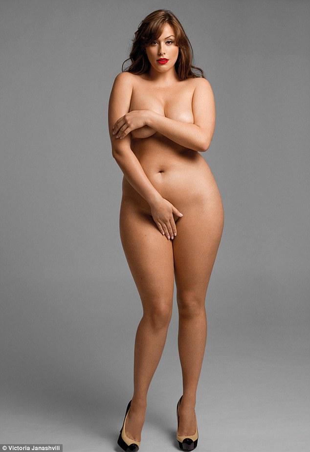 Plus size women nude porn